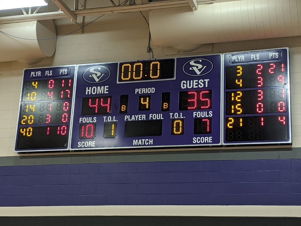 WH vs Red Cloud final score