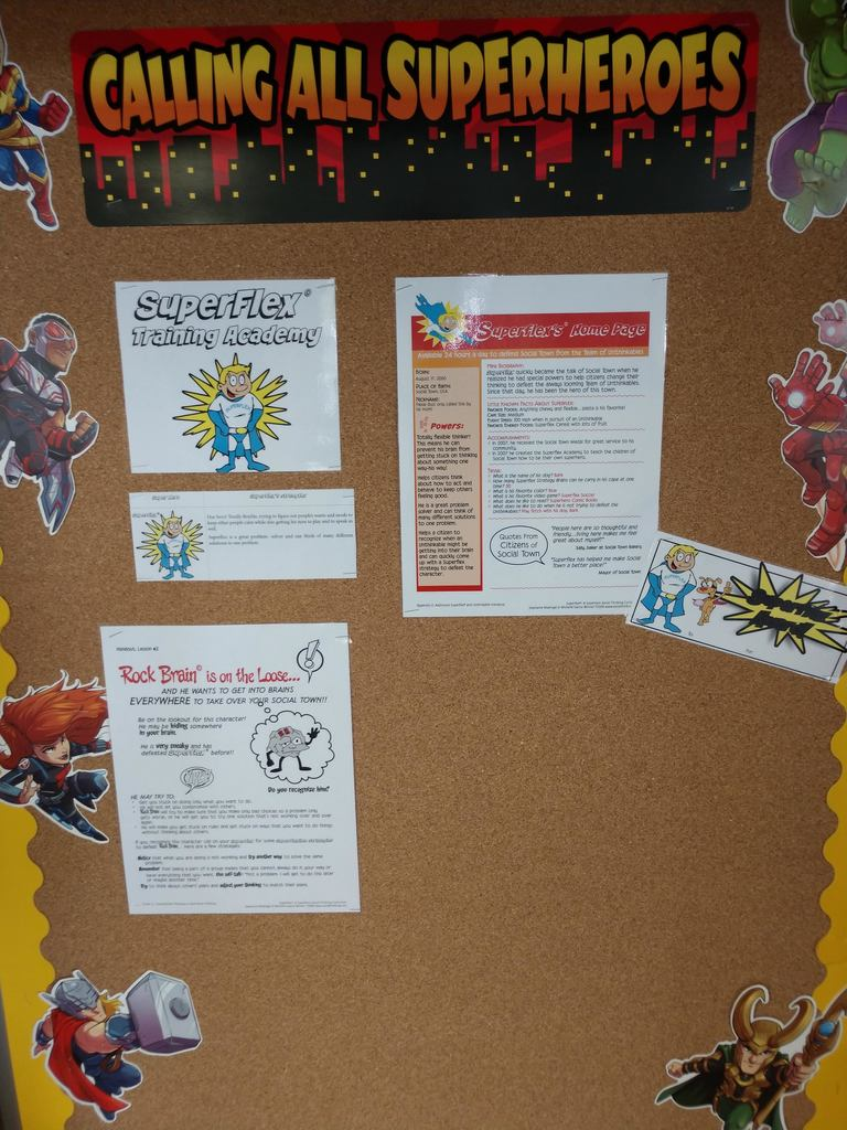 Social Learning Bulletin Board
